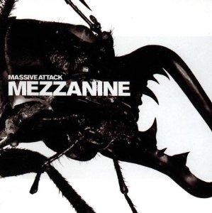 "Cover of ""Mezzanine"""