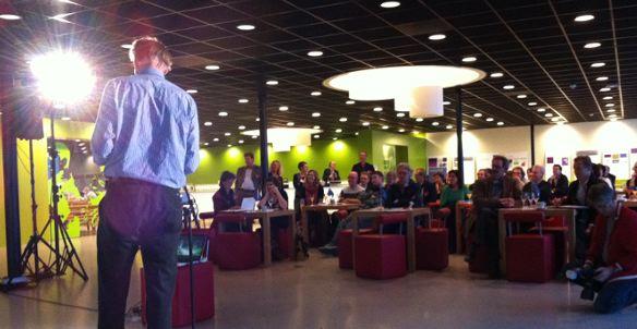 Pecha Kucha Nights Groningen #15 Sociale Innovatie