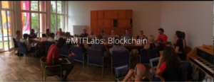 Image of the MTFLabs Blockchain session in Berlin May 2016